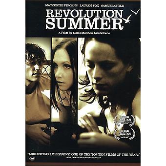 Revolution sommer [DVD] USA importerer