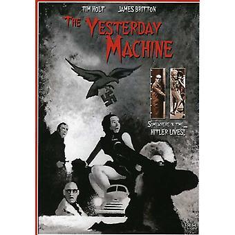 Ayer import USA máquina [DVD]