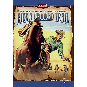 Ride a Crooked Trail [DVD] USA import