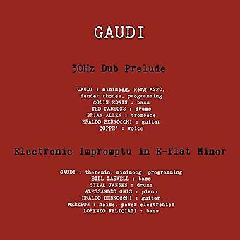 Gaudi - EP [Vinyl] USA importerer