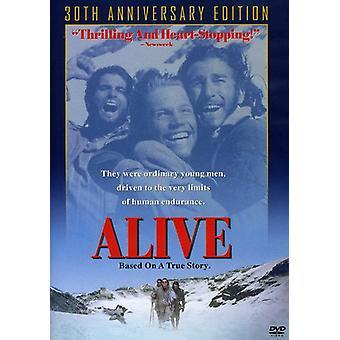Alive [DVD] USA import
