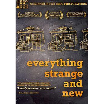 Importación de todo Estados Unidos extraño y nuevo [DVD]