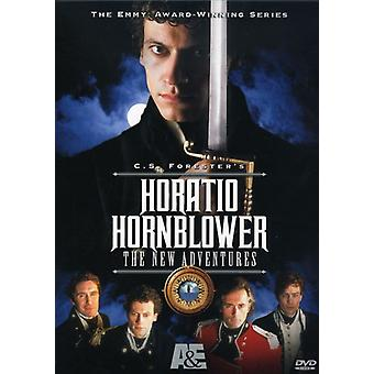 Horatio Hornblower-New Adventures [DVD] USA import