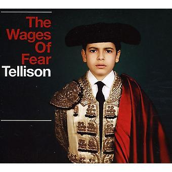 Tellison - løn af frygt [CD] USA import