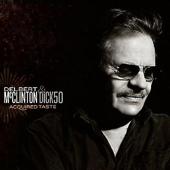 McClinton, Delbert & Dick50 - importación de USA de gusto adquirido [CD]