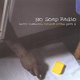 Romberg, Barry Random Access - No Soap Radio [CD] USA import