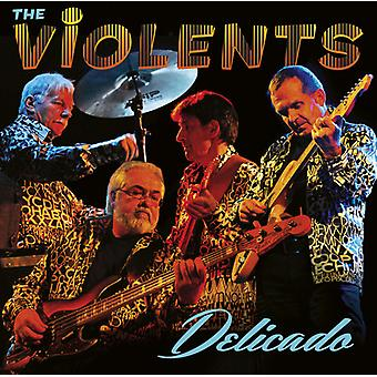 Violents - Delicado [CD] USA import