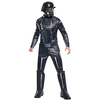 Death Trooper Deluxe Star Wars costume adult