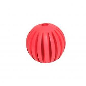 Duvo+ Tanzanian Dog Toy Rubber Ball (Dogs , Toys & Sport , Balls)
