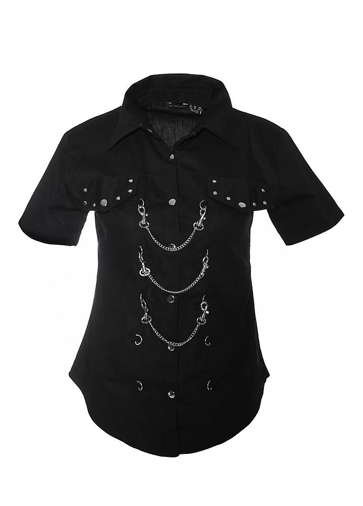 Dead Threads Chained Gothic Shirt