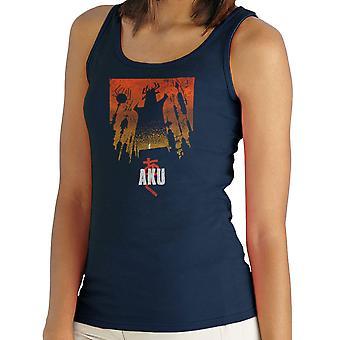 Akaiju Samurai Jack Aku Women's Vest