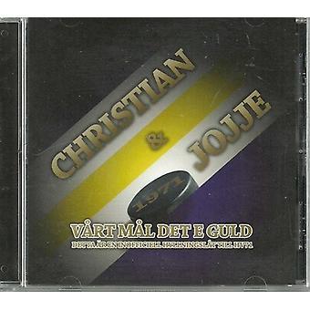 Christian & były - import USA Vart Ma Det E Guld [CD]