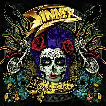 Sinner - Tequila Suicide [CD] USA import