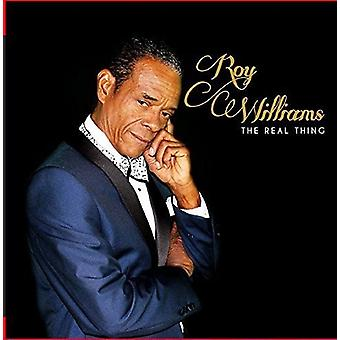 Roy Williams - Real Thing [CD] USA import