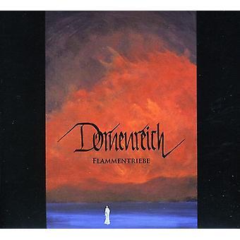 Dornenreich - Flammentriebe-Digipak [CD] USA importerer