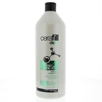 Redken Cerafill Defy Conditioner 1000ml (Woman , Hair Care , Conditioners and masks)