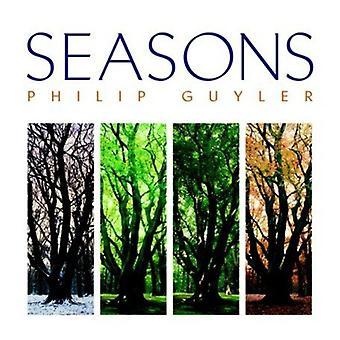 Philip Guyler - Seasons [CD] USA import