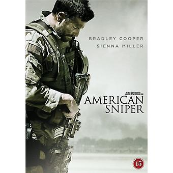 The American Sniper (DVD)