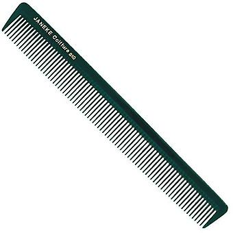 Janeke 810 Comb Long 8    Prong Broad
