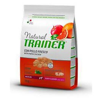 Trainer Natural Puppy&Junior Medium Chicken (Hunde , Hundefutter , Trockenfutter)