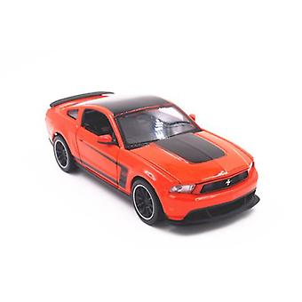 Maisto Ford Mustang Boss 302 1:24 (Toys , Vehicles And Tracks , Mini Vehicles , Cars)