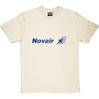 Camiseta Novair internacional Airways hombres