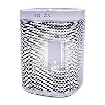 Vebos wall bracket Sonos Play 1 white