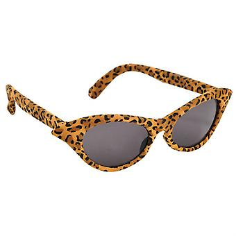 Vintage Leopard glasses sunglasses women's Leodesign