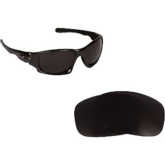 Ten X Replacement Lenses by SEEK OPTICS to fit OAKLEY Sunglasses
