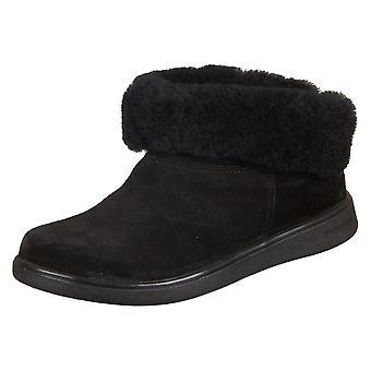 Romika Gomera 02 Nubukleder 7460228100 kvinder sko