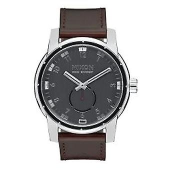 Nixon The Patriot Leather Black (A938000)