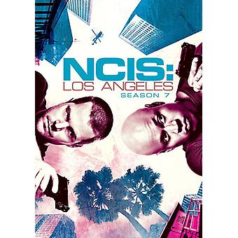 NCIS: Los Angeles - the Seventh Season [DVD] USA import