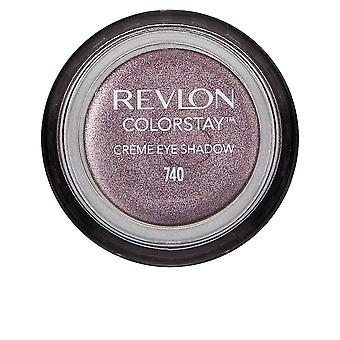Revlon Colorstay Creme Eye Shadow 24h Black Currant Womens New