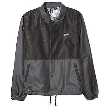 Lrg High Definition Windbreaker Jacket Black
