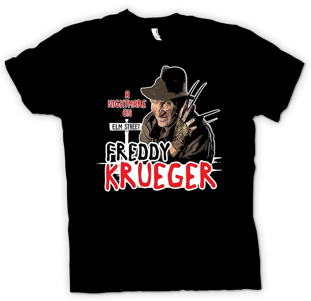 Kids T-shirt - Nightmare On Elm Street - Freddy Krueger