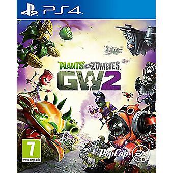 Plants vs Zombies Garden Warfare 2 (PS4) - Fabrik versiegelt