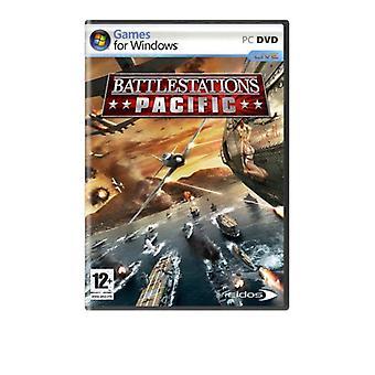 Battlestations Pacific (PC DVD)