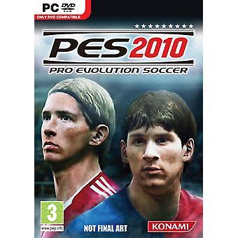 Pro Evolution Soccer 2010 (PC-DVD)