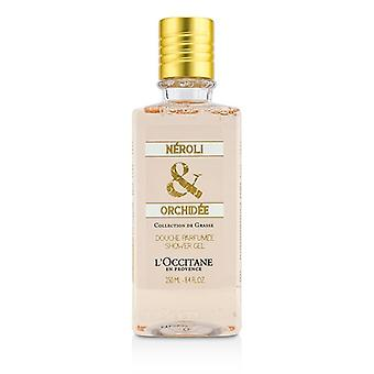 L ' Occitane Neroli & Orchidee Dusche Gel 250ml/8,4 oz
