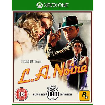 L A Noire Xbox One Game