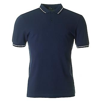 Fred Perry Authentics Slim Fit Twin tippes Polo