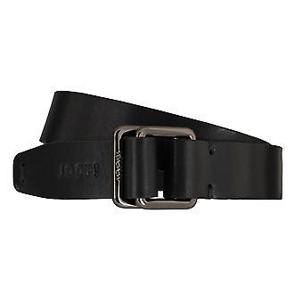 JOOP! Ceintures cuir ceinture noir ceinture homme 5943