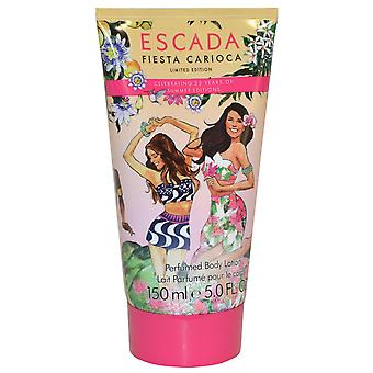 Escada Fiesta Carioca Perfumed Body Lotion 150ml