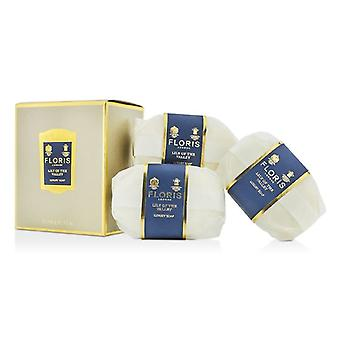 Floris Lily Of The Valley Luxus Seife 3x100g/3,5 oz