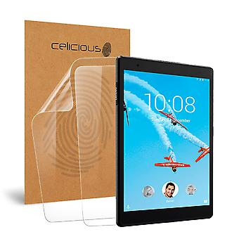 Celicious Vivid Invisible Screen Protector for Lenovo Tab 4 8 Plus [Pack of 2]