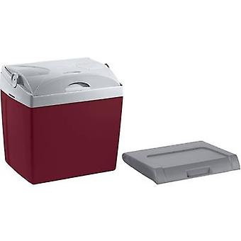 MobiCool U26 DC Cool box Thermoelectric 12 V Red 25 l EEC=n/a