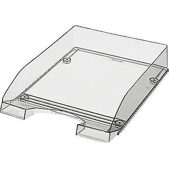 Leitz Letter tray 5226-00-02 A4 Glass, Clear 1 pc(s)