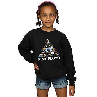 Pink Floyd Girls Album Pyramid Sweatshirt