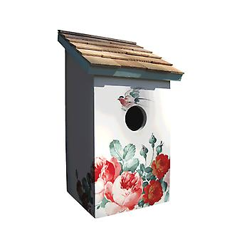 Pæon Saltbox Bird House