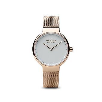 BERING - wrist watch - women's - Max René - shiny Rosé gold - 15531-364